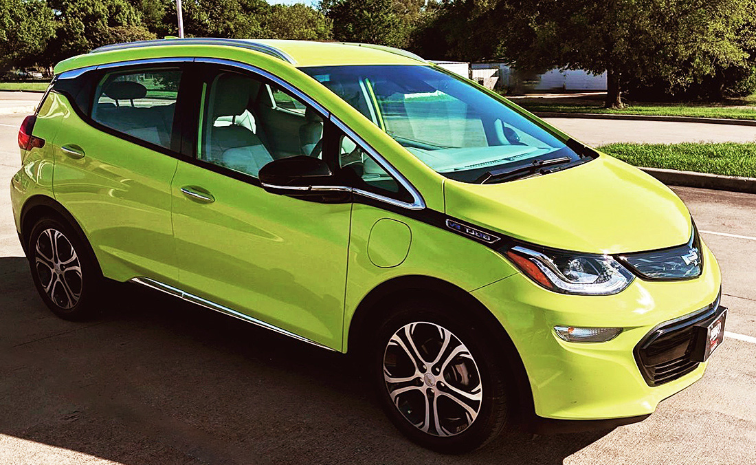Chevrolet Bolt electric